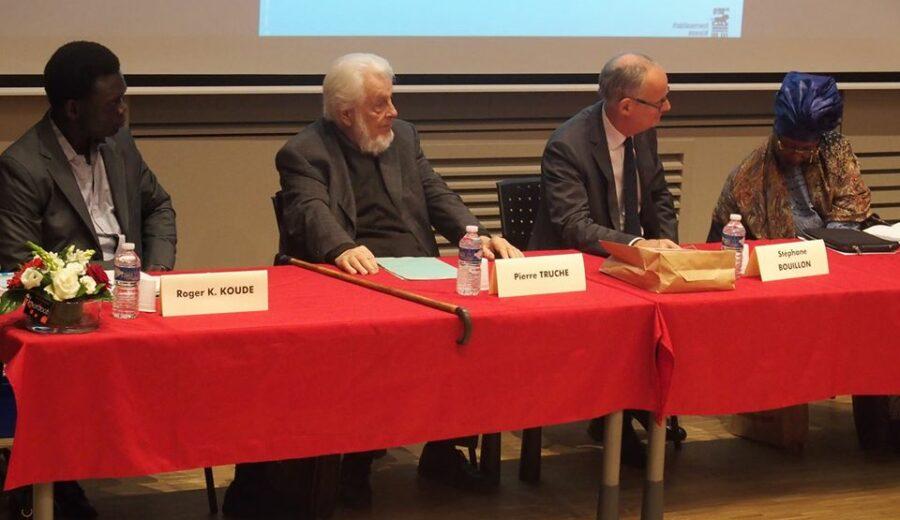 Colloque international sur le thème:«Les stratégies de prévention et de répression du crime de génocide et leur opérationnalité en question»